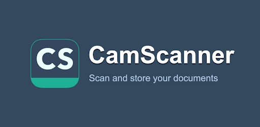 camscanner scan and store your physical documents