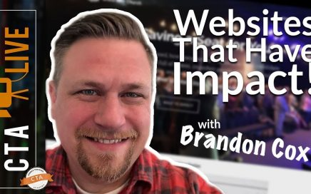 websites that have impact with brandon cox