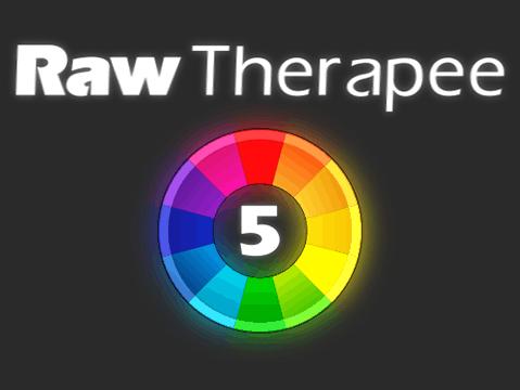 raw therapy logo lightroom alternative