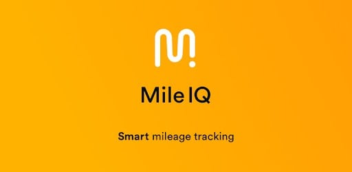 Mile IQ logo smart mileage tracking